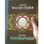 Al Quran Kontemporer Al Mu'assir ukuran A5