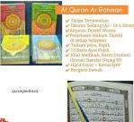 Al Quran Tajwid Murah – Ar Rahman – ukuran sedang