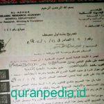 Jual Alquran Tulisan Timur Tengah (plus Terjemah) Murah