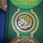 Alquran Terjemah Murah Al Furqon
