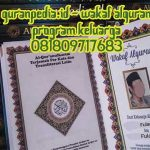 Mari Wakaf Al Quran